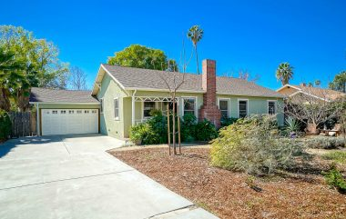 4540 Oakwood Place, Riverside CA 92506 listed by THE SISTER TEAM Open House 2-18-18 1-4 pm