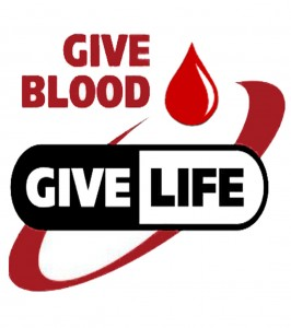 give blood -- give life