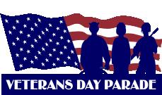 veterans day parade, Riverside CA, April 16, 2011