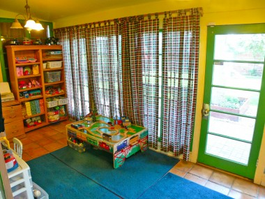 An EXTRA room for the kids, office, gym, etc. The possibilities are endless.