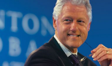 Bill Clinton went vegan to prevent damaging his blood vessels!