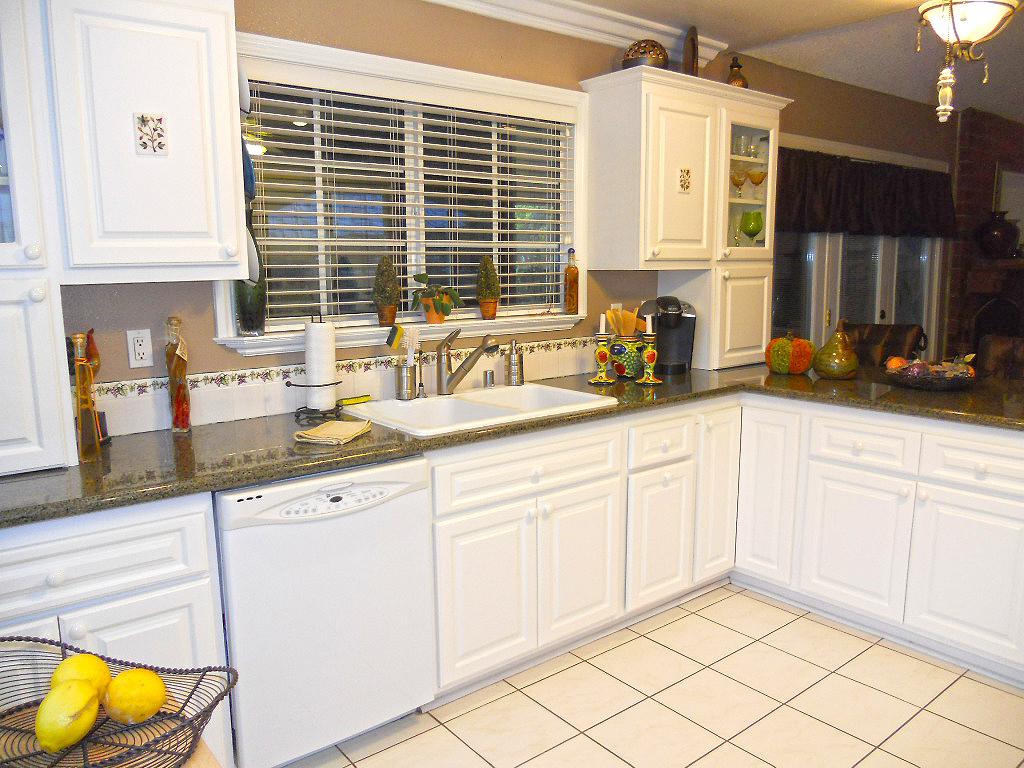 Alternate view of kitchen
