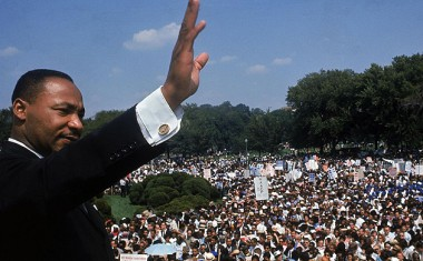 "Martin Luther King, Jr. ""I have a dream"" speech!"