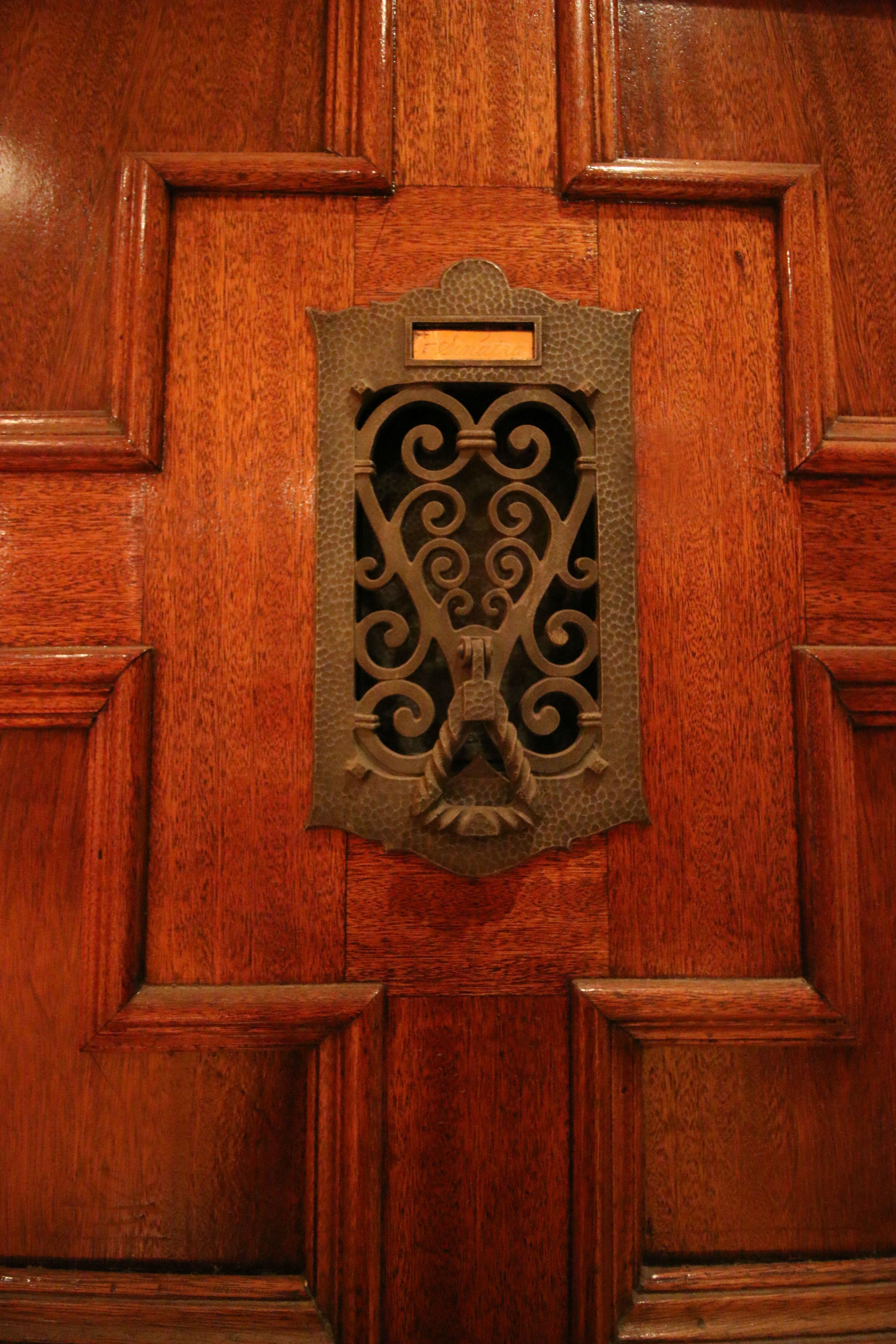 Front Door Peekaboo