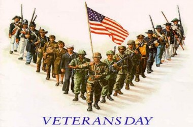 """Happy Veterans Day from """"The Sister Team"""""""