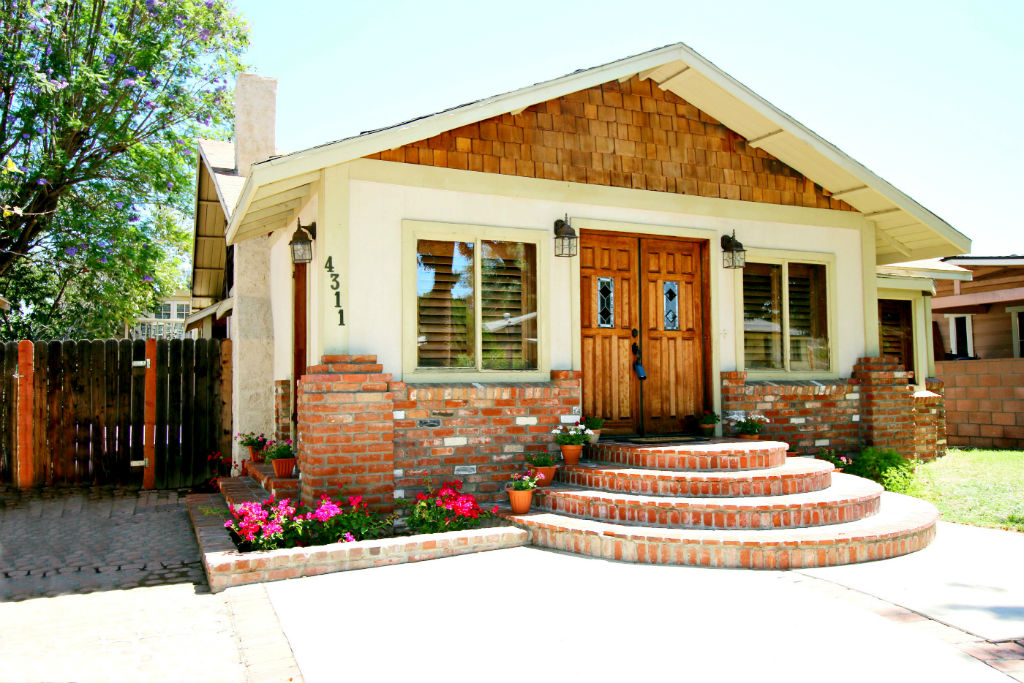 """4311 Highland Place, Riverside, CA 92506 -- Gorgeously remodeled """"Wood Streets"""" California Bungalow!"""