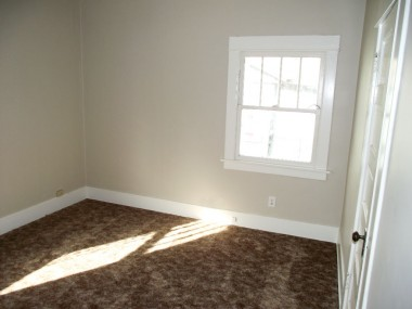 Main floor bedroom #2.