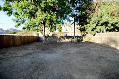Expansive backyard with endless opportunities for a pool, gardens, fruit trees, etc. Best of all, front-row view of Mt. Rubidoux fireworks.