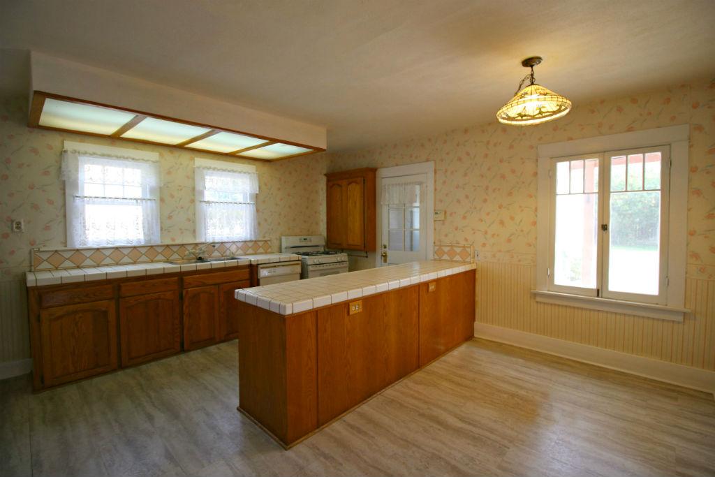 Ultra spacious kitchen