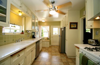 Gorgeous remodeled kitchen with amazing features.