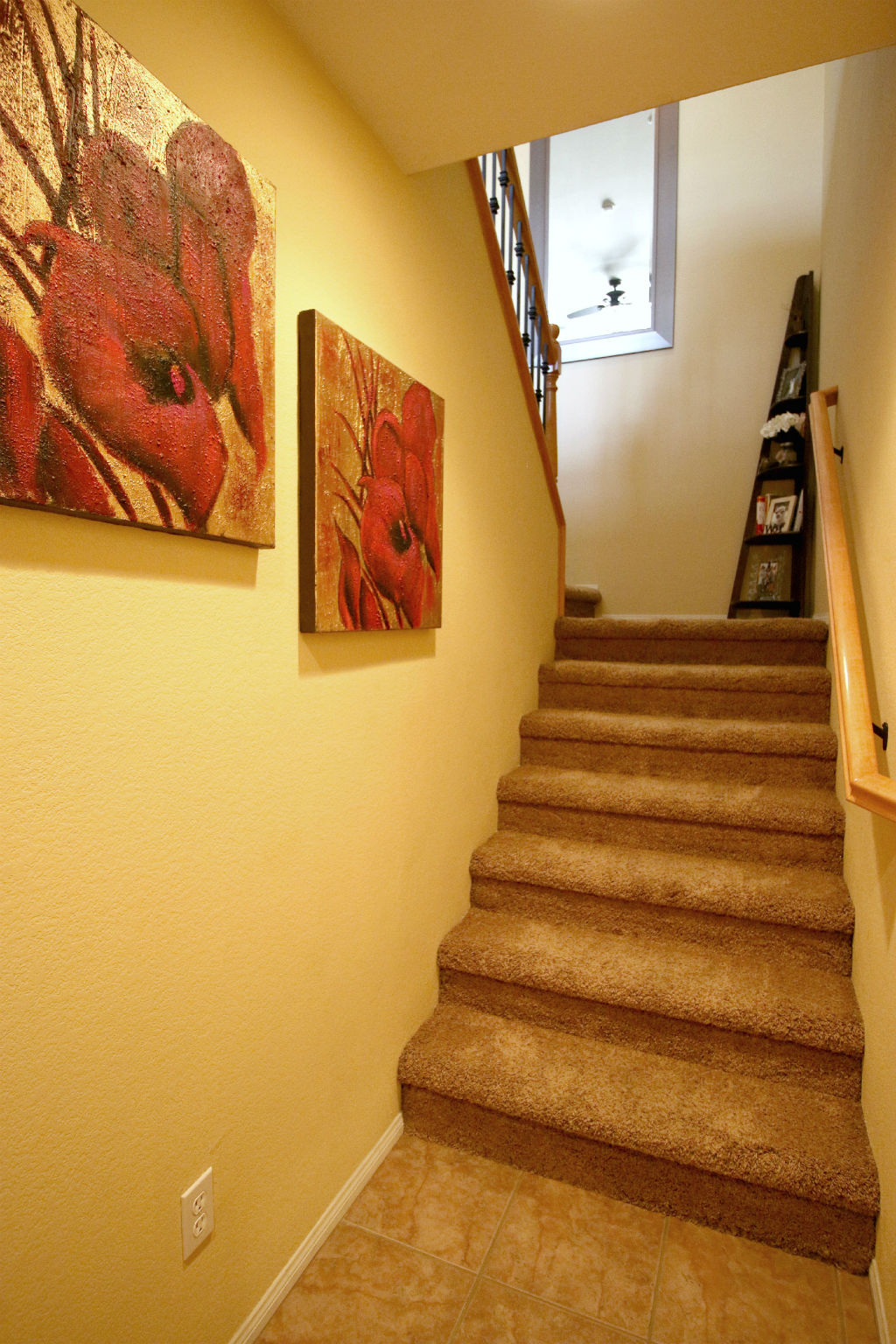 Entrance At Front Door And Direct Access Garage Door. Once You Climb These  Stairs,