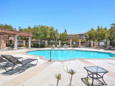 Community pool/spa area