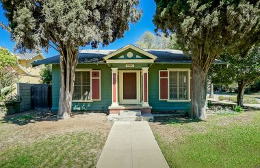 4990 Magnolia Ave., Riverside CA 92506 listed by THE SISTER TEAM