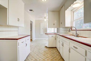 Original retro kitchen
