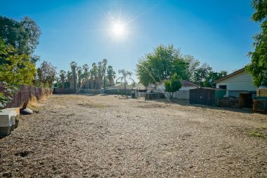 Huge lot with tons of possibilities. Shed is included.