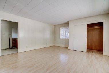 Huge Master #2 (was once a garage back in the 1950s) with attached bathroom.