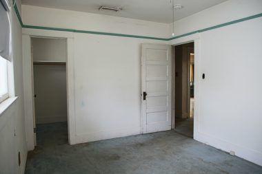 Alternate view of back bedroom.