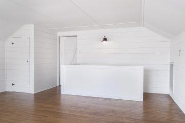 Door leading to upstairs bedroom #2
